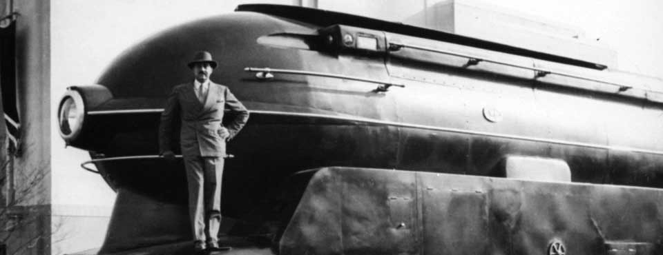 Raymond loewy industrial designer for Industrial design news
