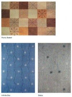 Edward Fields Brochure for Loewy rugs