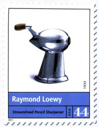 Loewy USPS stamp