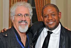 Ross Stansfield, Forest Whitaker