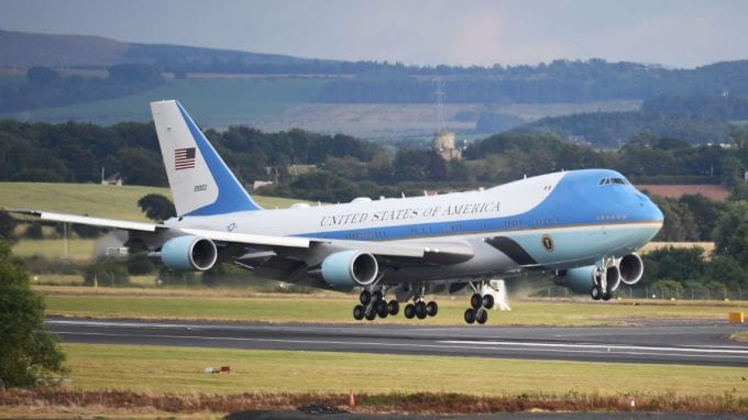 A look back at Air Force One's classic design
